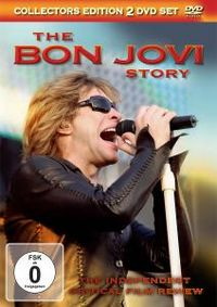 Cover Bon Jovi - The Bon Jovi Story [DVD]